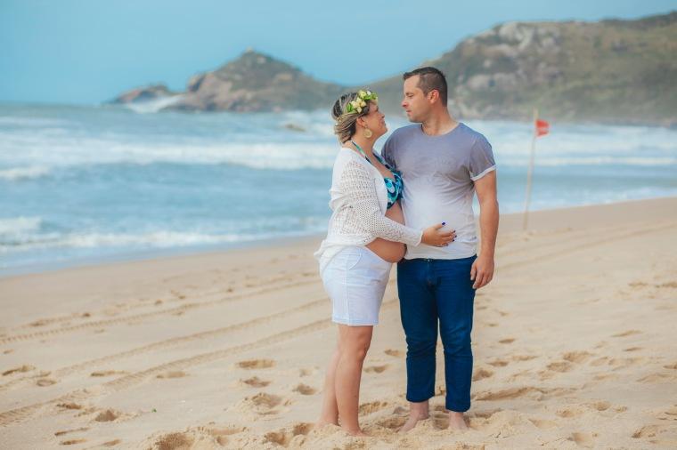 Ensaio gestante - Elizangela Capelani - Pregnant - Francis Photographer - Praia Mole - Florianópolis (10)