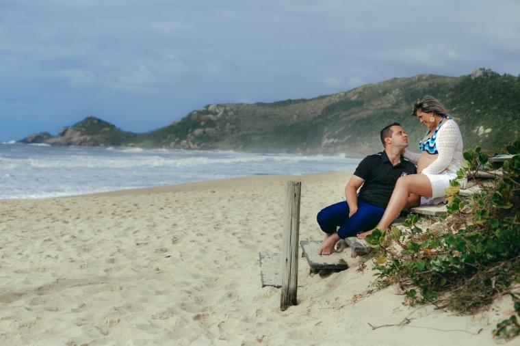 Ensaio gestante - Elizangela Capelani - Pregnant - Francis Photographer - Praia Mole - Florianópolis (21)