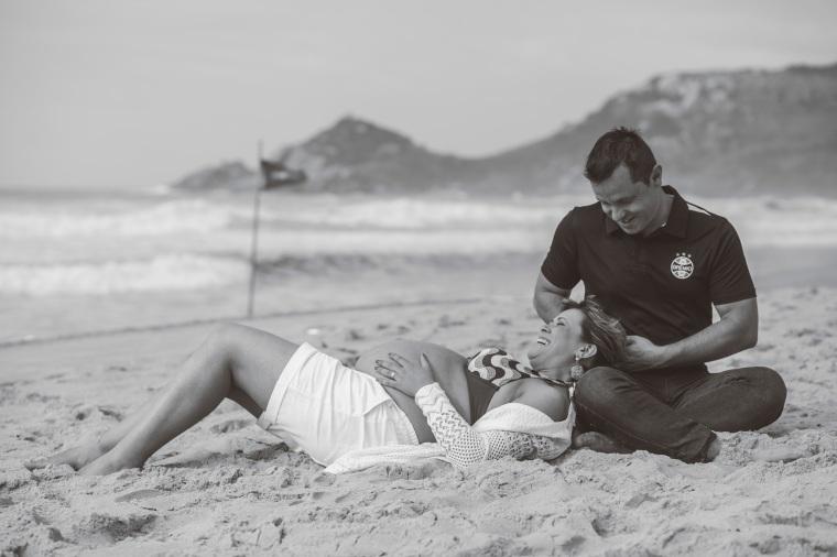 Ensaio gestante - Elizangela Capelani - Pregnant - Francis Photographer - Praia Mole - Florianópolis (24)