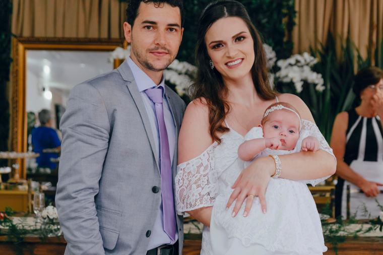Casamento Eder e Gislaine - Batizado Olívia -Francis Photographer - Antônio Carlos - SC - Casamento - Batizado - Família - Amor (23)