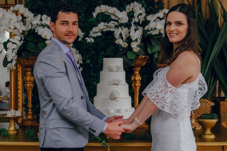 Casamento Eder e Gislaine - Batizado Olívia -Francis Photographer - Antônio Carlos - SC - Casamento - Batizado - Família - Amor (25)