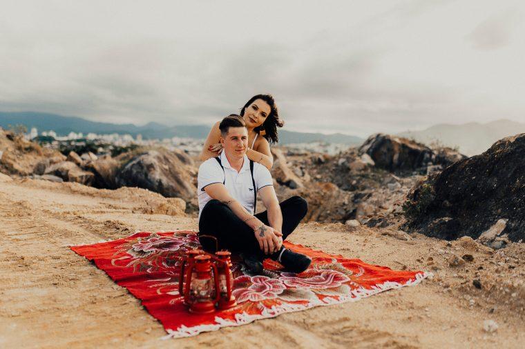 Marcos &Tay - Francis Photographer - noivado - casal - couple - alianças - (260)
