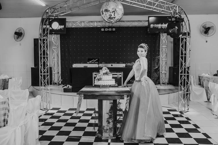 Festa de 15 anos Evellyn - Francis Photographer (366)