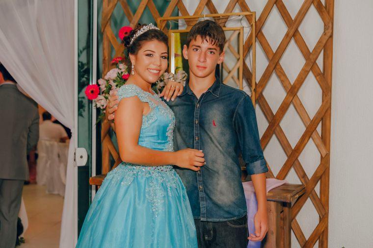 Festa de 15 anos Evellyn - Francis Photographer (494)